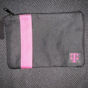 Handbags - 🌻3/ $25 - T-Mobile Zippered Pouch